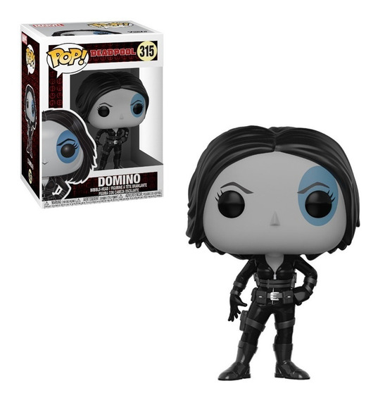 Funko Pop Deadpool - Domino 315