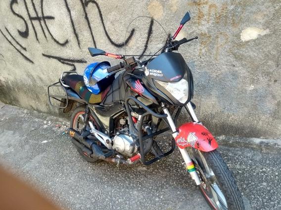 Honda Titan Mix Esd!