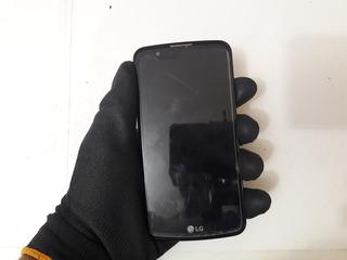 LG K10 Com Defeito, Liga Vibra Mas Não Da Tela