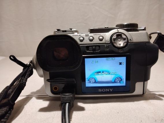 Maquina Fotográfica Sony Dsc-f717Pra Conserto,peças