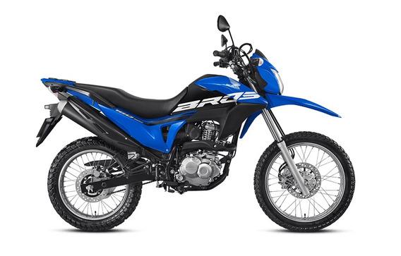 Moto Honda Nxr Bros16019/19 Zero Pta Entrega 3 Anos Garantia