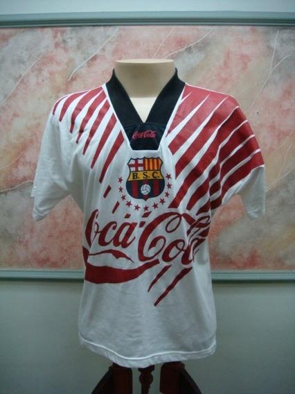Camisa Futebol Barcelona Guayaquil Equador adidas Jogo 1714