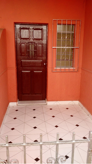 Casa De Vila 2 Quartos C/ Peq. Quintal - Cascadura - Cdq 42