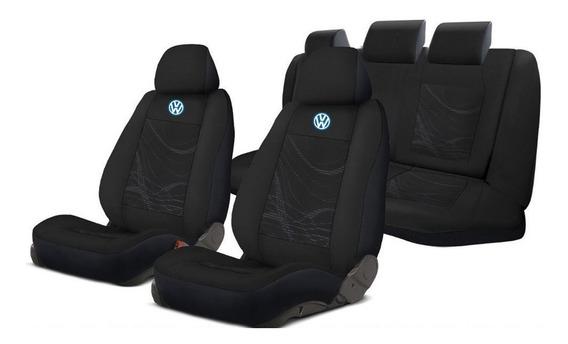 Capas De Bancos Automotivos Carro Em Tecido Original Grosso Para Todos Os Modelos Vw Gol Fox Crossfox Spacefox Voyage