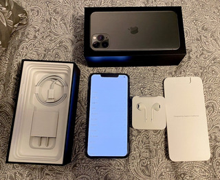 Apple iPhone 11 Pro Max - 64gb - Space Gray Blacklisted