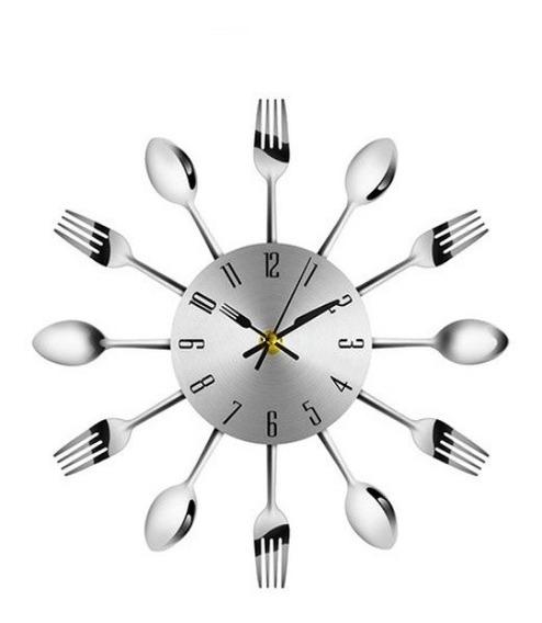 Reloj Mural De Cocina 33 Cms