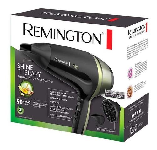 Secador Remington Aguacate Macadamia Original Nuevo
