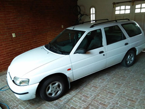 Ford Escort 1.6 Lx Plus Aa Rural 2001
