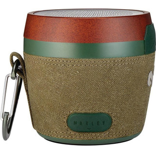 Marley Em-ja007-gr Mini Green Parlante Portatil Recargable