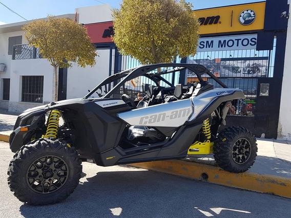 Can-am Maverick X3 Turbo 2018 120hp Arenero Smmotos