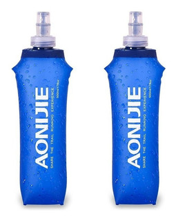 2 Botellas Flexibles Hidratacion Aonijie 500 Ml Sachet Weis