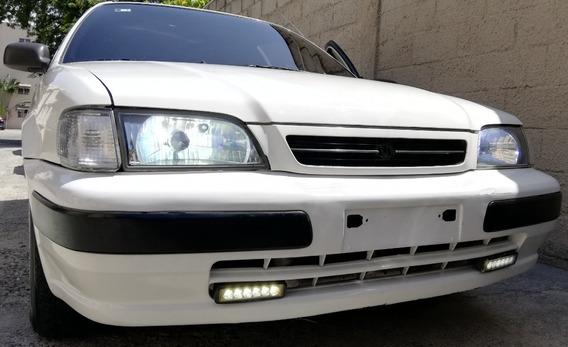 Toyota Tercel Blanco 1997 Automatico Electrico