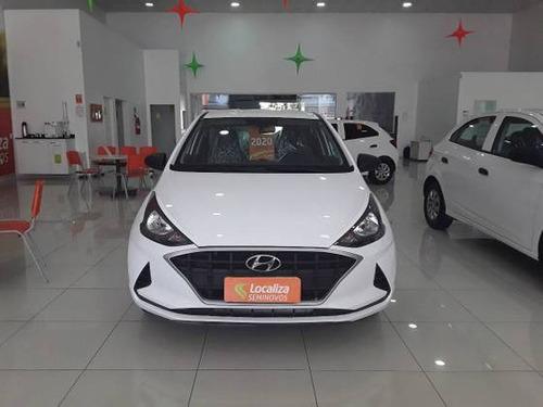 Imagem 1 de 9 de Hyundai Hb20 1.0 12v Flex Sense Manual