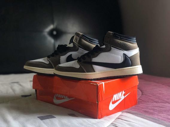 Nike Air Jordan 1 X Travis Scott cactus Jack