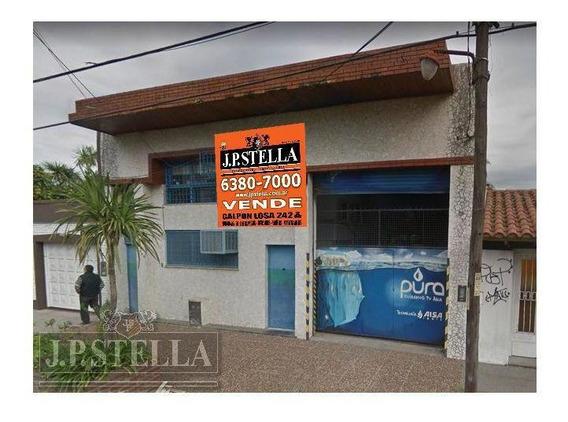 Galpón 403 M² Con Oficinas, Baños Y Vestuarios - Ramos Mejía