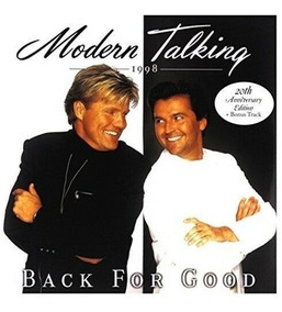 Modern Talking - Back For Good - 20th Anniversary -2 Lp