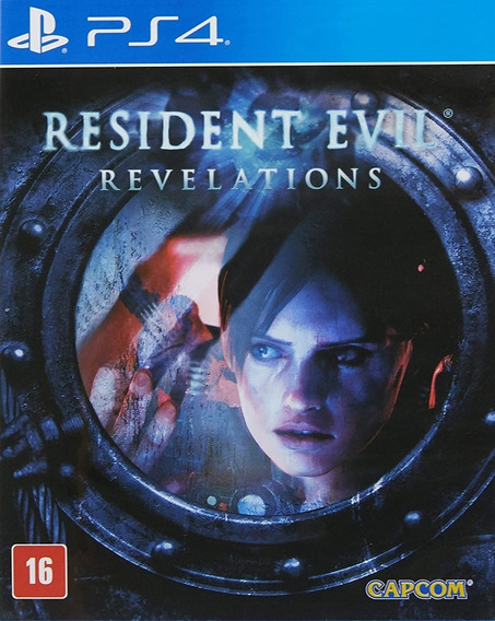 Resident Evil Revelations Ps4 | Legendas Português
