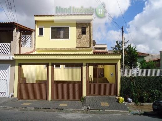 Sobrado Com 6 Dormitórios À Venda, 355 M² Por R$ 923.000,00 - Parque Novo Oratório - Santo André/sp - So0060