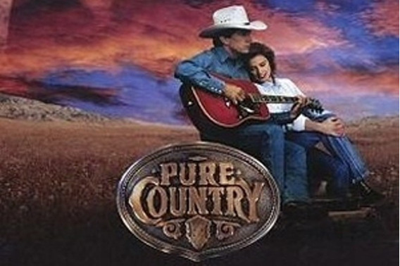 Dvd Pure Country - George Strait - Dublado E Legendado 1992