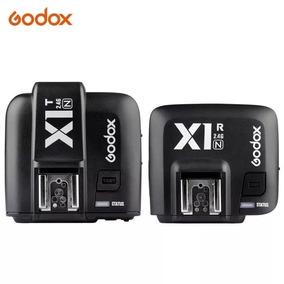 Radio Flash Ttl Godox X1n Para Nikon / X1n