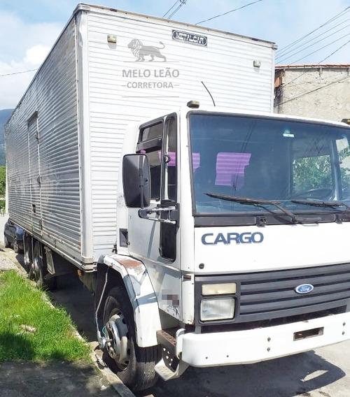Cargo 1215 - 95/95 - Truck, Baú De Alumínio, Motor Cummins