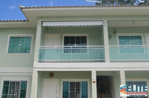 Apartamento Para Venda Em Saquarema, Porto Da Roça, 2 Dormitórios, 1 Suíte, 2 Banheiros, 1 Vaga - E126_2-673606