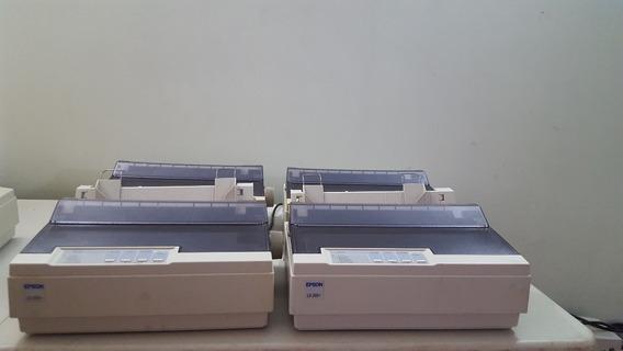 Impresora Epson Lx-300+