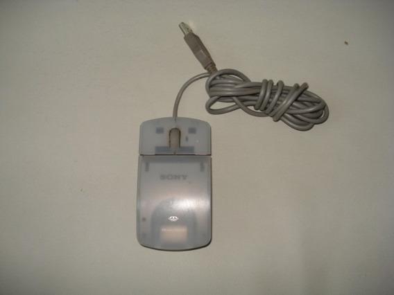 Mouse Com Fio Sony Magic Gate - Msac-us70