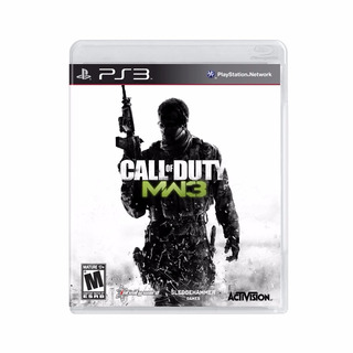 Videojuego Call Of Duty Mw3 Ps3
