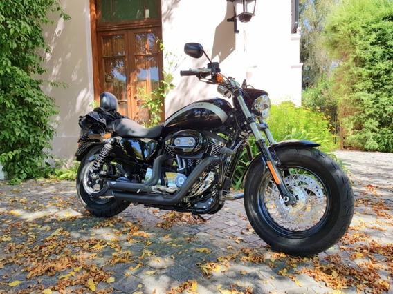 Harley Davidson Custom Xl 1200 Modelo 2019