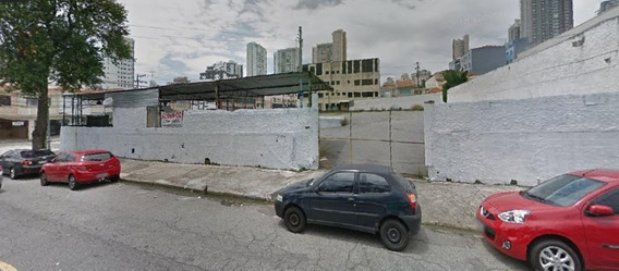 Terreno Para Alugar, 1702 M² Por R$ 80.000,00/mês - Tatuapé - São Paulo/sp - Te1727