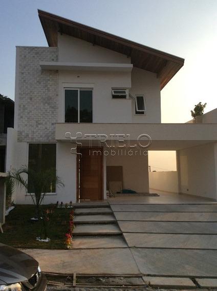 Venda-casa Em Condominio Com 03 Suites-04 Vagas-mosaico Da Serra-mogi Das Cruzes-sp - V-1500