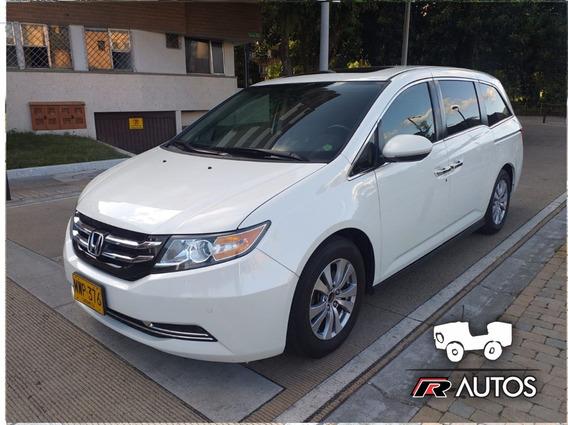 Honda Odyssey Ex L Res A/t 2014