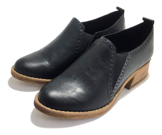 Zapatos De Mujer En Punta Con Elastico Savage (sv/mi98)