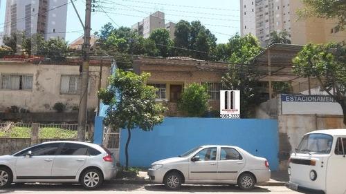 Terreno Residencial À Venda, Vila Prudente, São Paulo. - Te0118