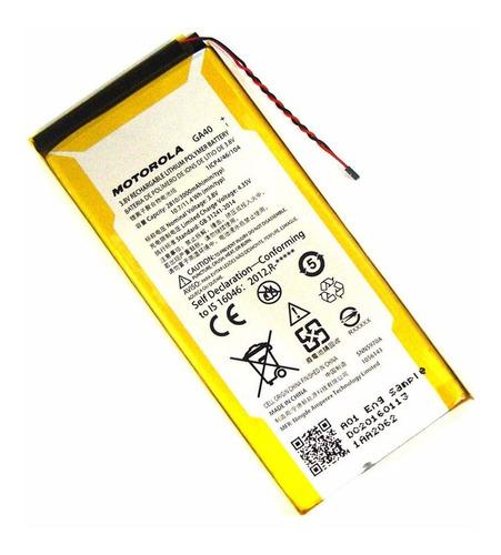 Bateria Motorola Moto G4 / G4 Plus  Ga40  Nuevas