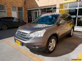 Honda Cr-v Ex-at 2400 Cc Ct