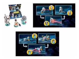 Lego Dimensions Portal 2 Level Pack 71203 + Envío