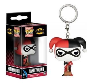 Funko Pop Keychain Harley Quinn