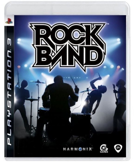 Rock Band - Ps3 Original