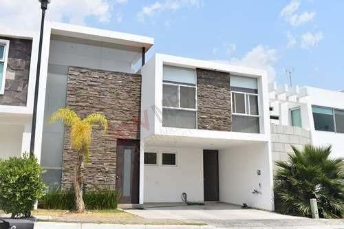 Renta Casa Amueblada En Parque Victoria, Lomas 2
