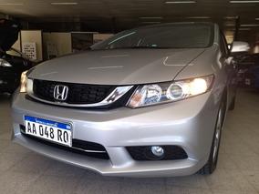 Honda Civic 1.8 Exs At 140cv 2016 Usado Haimovich Pná