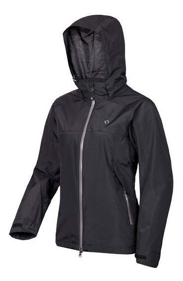 Campera Cortaviento Typhoon Mujer Impermeable 10k / 20k