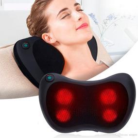 Almofada Massageador De Pescoço E Lombar Shiatsu Veicular