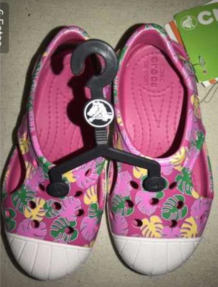 Crocs Para Nena Importadas Divinas ! N 25 Originales!