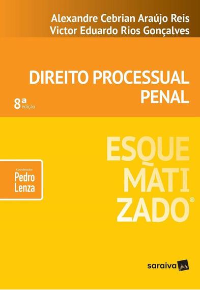Direito Processual Penal Esquematizado - 8ª Ed. 2019