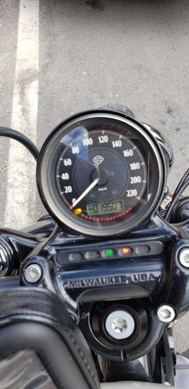 Harley Davidson Xl 1200x Forty Eigth
