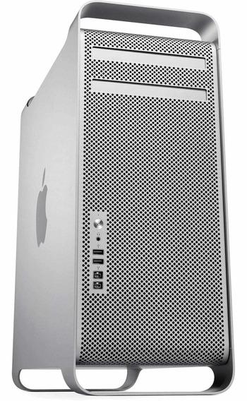 Apple Mac Pro 4.1 Com 2x Processadores Intel Xeon 2.27ghz Com 8mb De Cache 1tb Sata Geforce 9500 Gt 8gb Ddr3 Com Nf