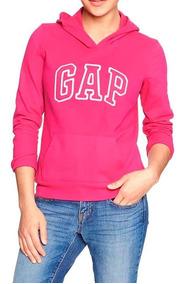 Blusa Gap Adulto Importada Arch Logo Hoodie - Pronta Entrega
