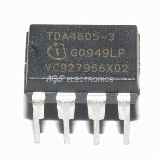 2 X Tda4605-3 Circuito Integrado